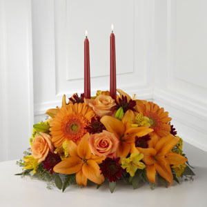 Le centre de table automne lumineux de ftd b4 4112 for Centre de table lumineux